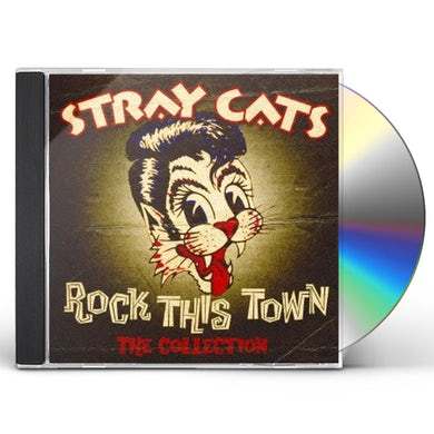 Stray Cats ROCK THIS TOWN: COLLECTION CD