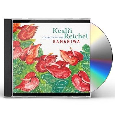 KAMAHIWA KEALII REICHEL COLLECTION CD