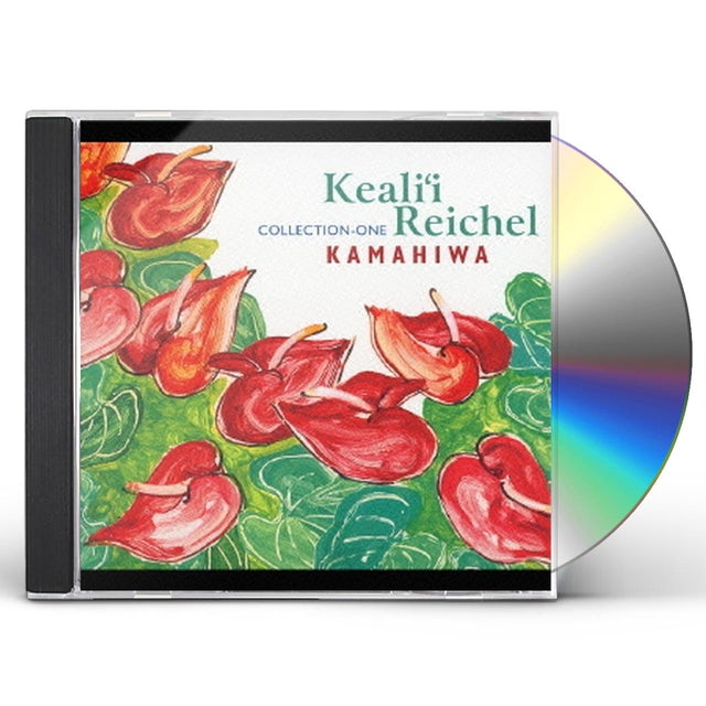 KAMAHIWA KEALII REICHEL COLLECTION CD