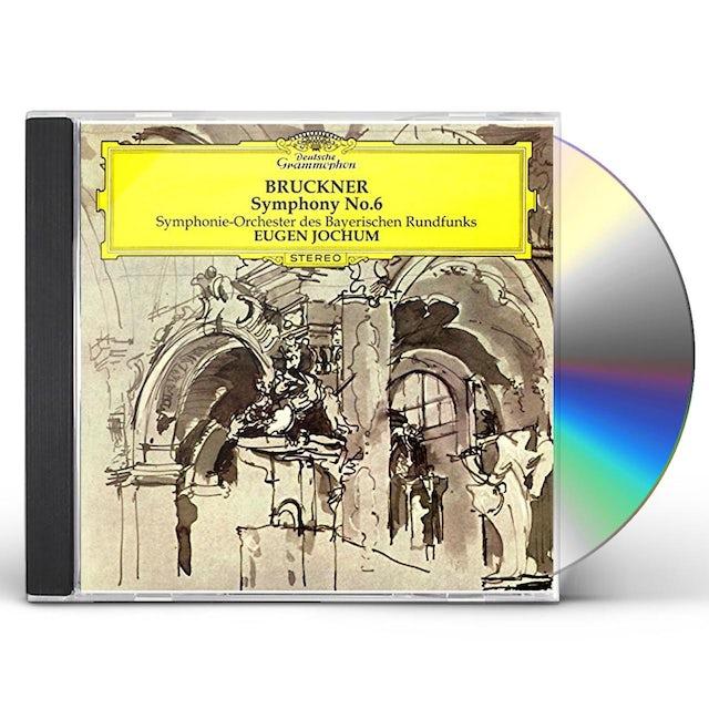 Bruckner / Eugen Jochum BRUCKNER: SYMPHONY 6 CD