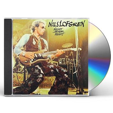 Nils Lofgren NIGHT AFTER NIGHT CD