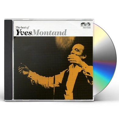 Yves Montand BEST OF CD