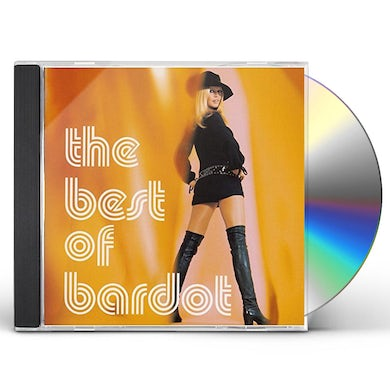 Brigitte Bardot BEST OF BARDOT CD