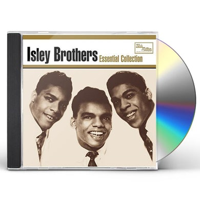 The Isley Brothers ESSENTIAL COLLECTION CD