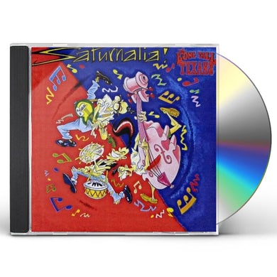 Long Tall Texans SATURNALIA CD