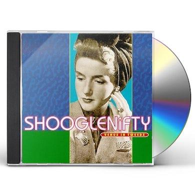 Shooglenifty VENUS IN TWEEDS CD