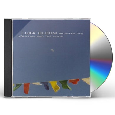 Luka Bloom BETWEEN THE MOUNTAIN & THE MOON CD