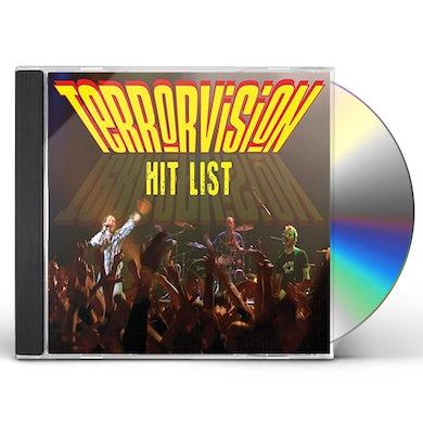 Terrorvision HIT LIST CD