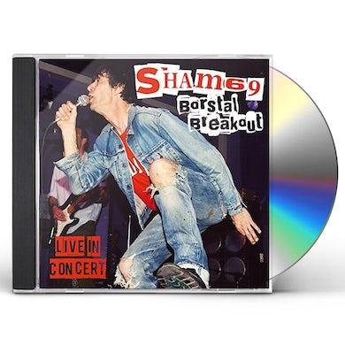 Sham 69 BORSTAL BREAKOUT LIVE IN LONDON CD