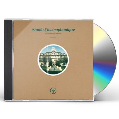 Studio Electrophonique BUXTON PALACE HOTEL CD