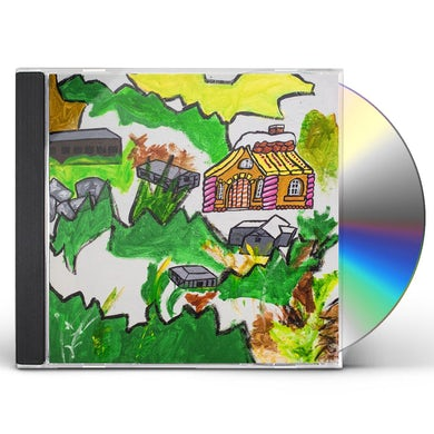 Euros Childs GINGERBREAD HOUSE EXPLOSION CD