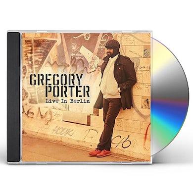 Gregory Porter LIVE IN BERLIN CD