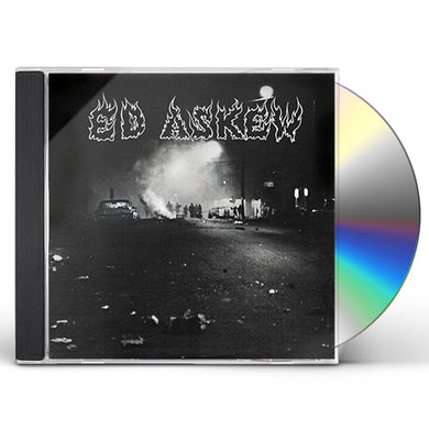Ed Askew ASK THE UNICORN CD