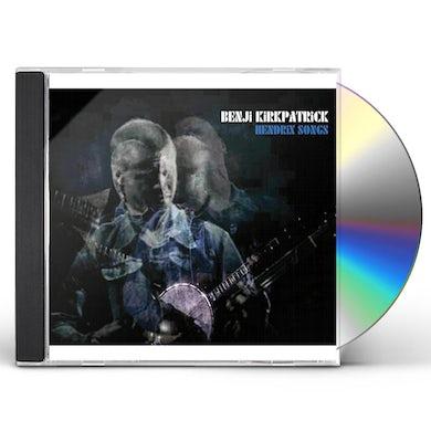 Benji Kirkpatrick HENDRIX SONGS CD