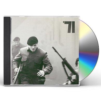 David Holmes 71 / Original Soundtrack CD