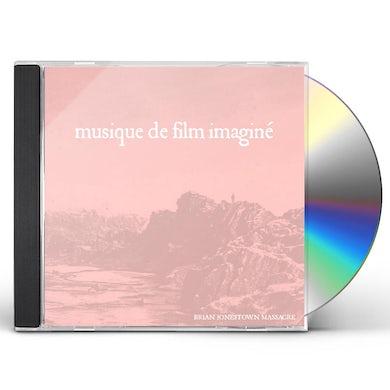 The Brian Jonestown Massacre MUSIQUE DE FILM IMAGINE CD