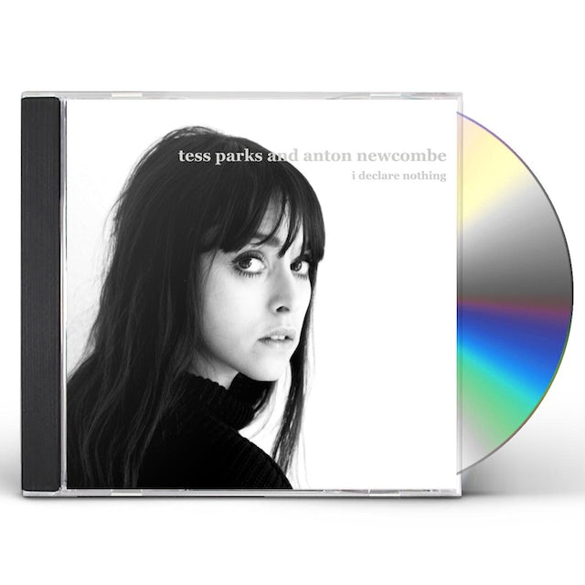 Tess Parks & Anton Newcombe DECLARE NOTHING CD
