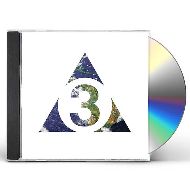 The Brian Jonestown Massacre THIRD WORLD PYRAMID CD