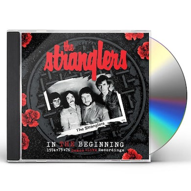 The Stranglers IN THE BEGINNING 1974 75 76 DEMOS + LIVE RECORDING CD