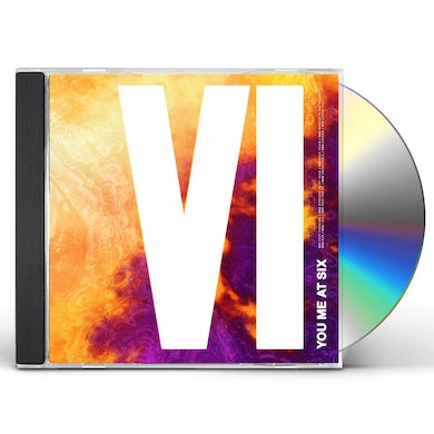 You Me At Six VI CD