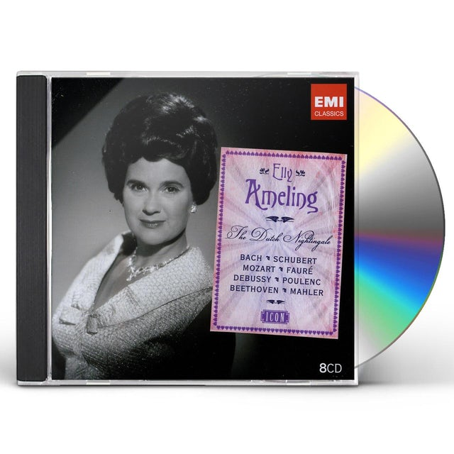 Elly Ameling ICON CD