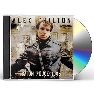 Alex Chilton BATON ROUGE 1985 CD