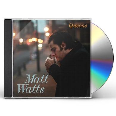 Matt Watts QUEENS CD