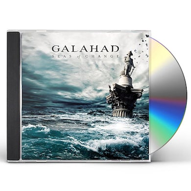 Galahad SEAS OF CHANGE CD