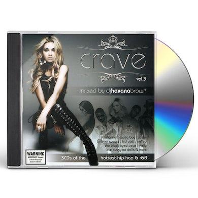 DJ Havana Brown CRAVE VOL 3 CD