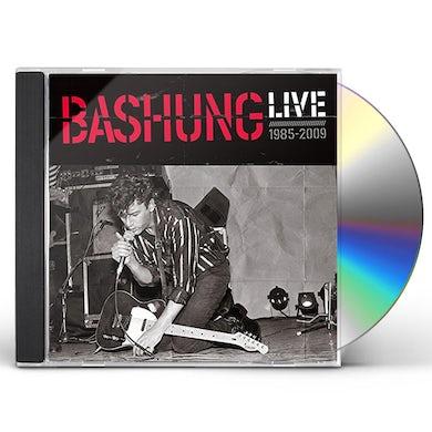 Alain Bashung INTEGRALE LIVE CD