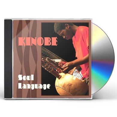 Kinobe SOUL LANGUAGE CD