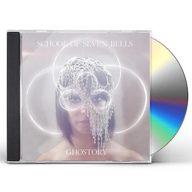 School Of Seven Bells GHOSTORY CD