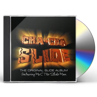 CHA-CHA SLIDE CD