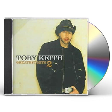 Toby Keith GREATEST HITS 2 CD
