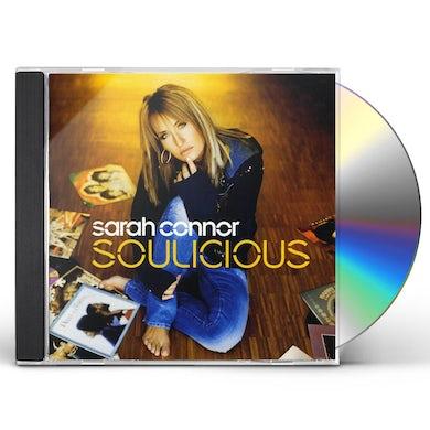 Sarah Connor SOULICIOUS CD