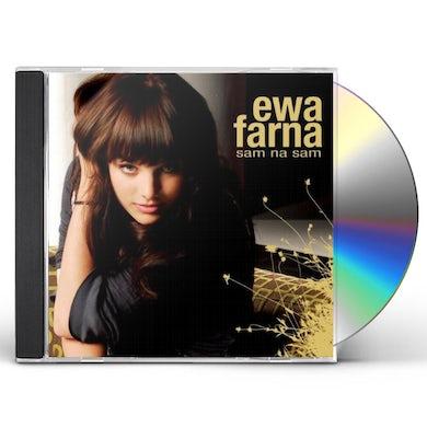 Ewa Farna SAM NA SAM CD