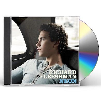 Richard Fleeshman NEON CD