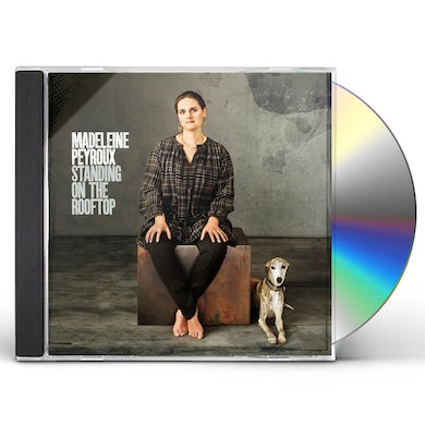 Madeleine Peyroux STANDING ON THE ROOFTOP CD