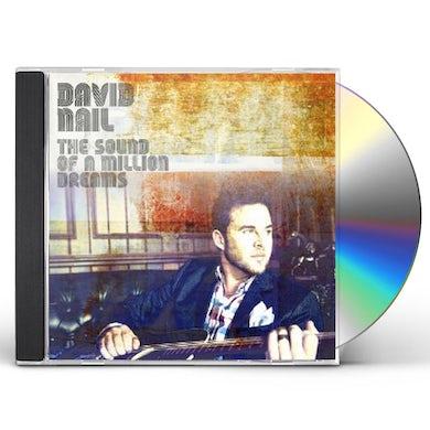 David Nail SOUND OF A MILLION DREAMS CD