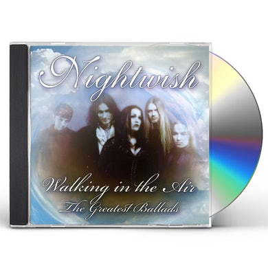 Nightwish WALKING IN THE AIR: THE GREATEST BALLADS CD
