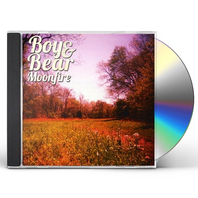 Boy & Bear MOONFIRE CD