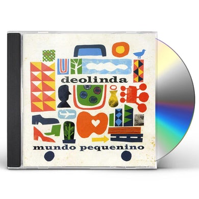 Deolinda MUNDO PEQUENINO CD