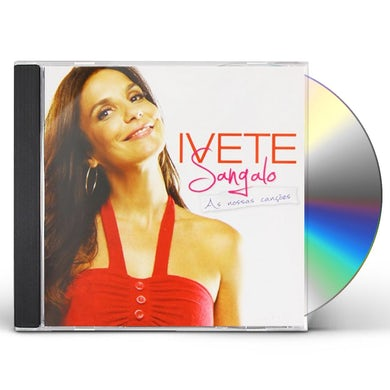 Ivete Sangalo AS NOSSAS CANCOES CD
