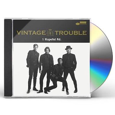 Vintage Trouble 1 HOPEFUL RD CD
