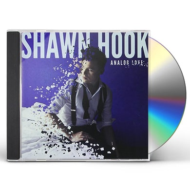 Shawn Hook ANALOG LOVE CD