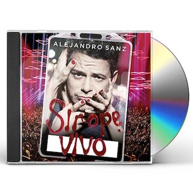 Alejandro Sanz SIROPE VIVO CD