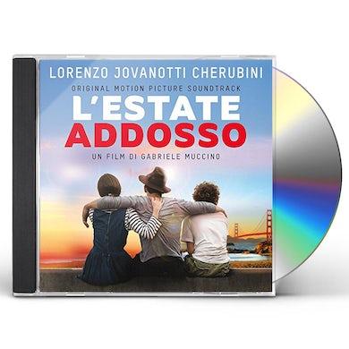 Jovanotti L'ESTATE ADDOSSO / Original Soundtrack CD