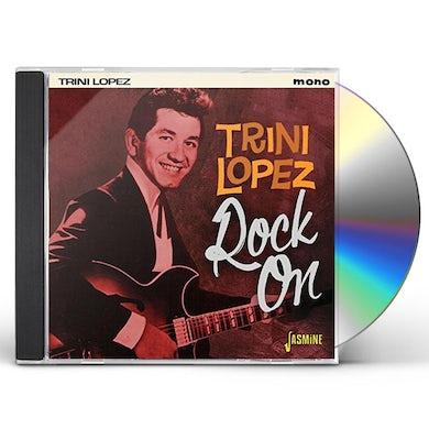 Trini Lopez ROCK ON CD