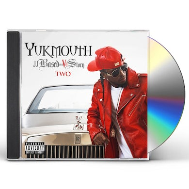 Yukmouth JJ BASED ON A VILL STORY TWO CD