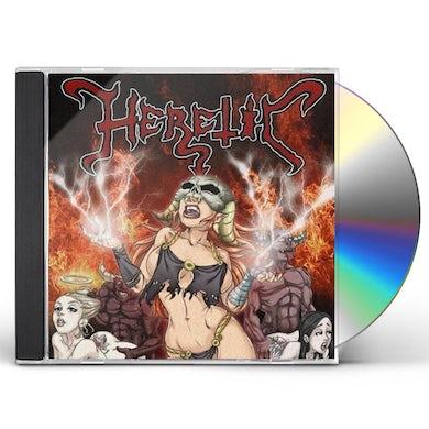 Heretic ANGELCUNTS & DEVILCOCKS CD
